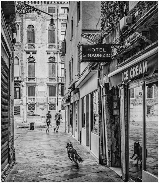 Venice, Morning Jog