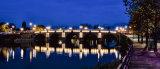 Worcester Bridge Before Dawn