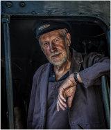 Railwayman Llangollen