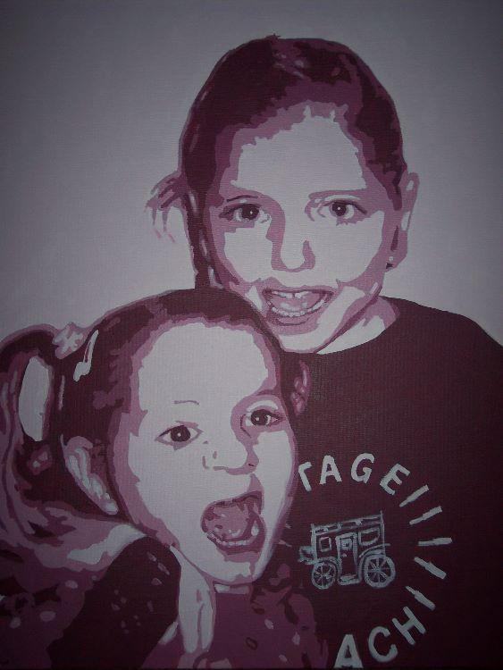 Gracie & Eliza