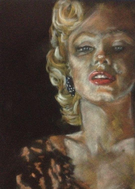 Marilyn Pastels