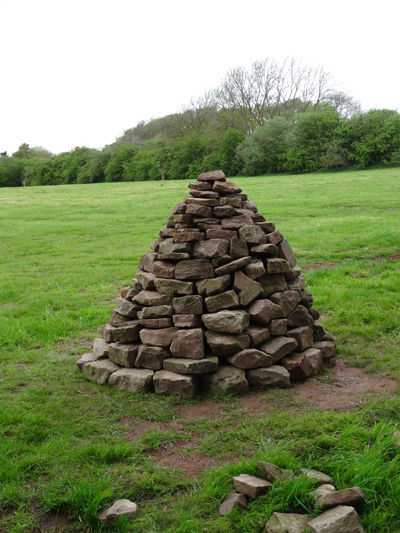 4th practice cairn May 5th