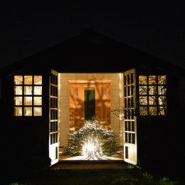 Interior: The Lantern House