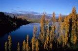 Lake Wanaka in autumn