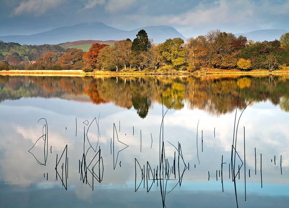 Autumn Morning Loch Ken