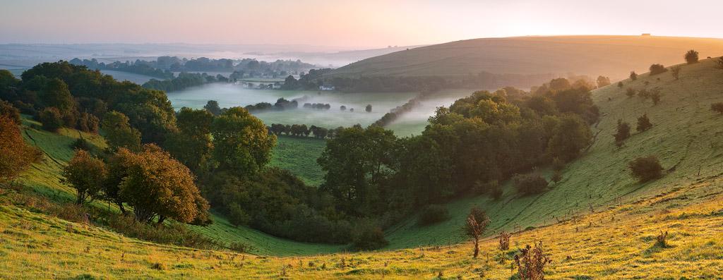 Autumn-Sunrise-Bowerchalke