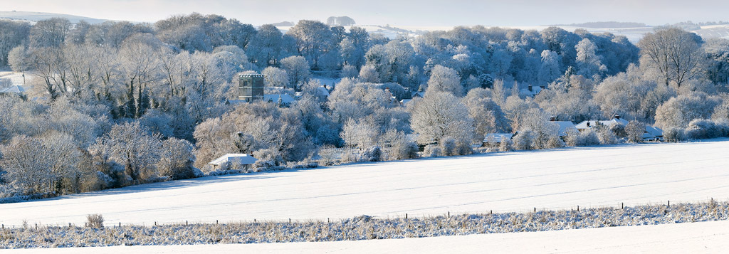 Broad-Chalke-in-the-snow