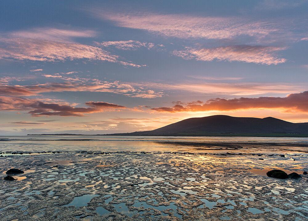 Caerlaverock Sunset