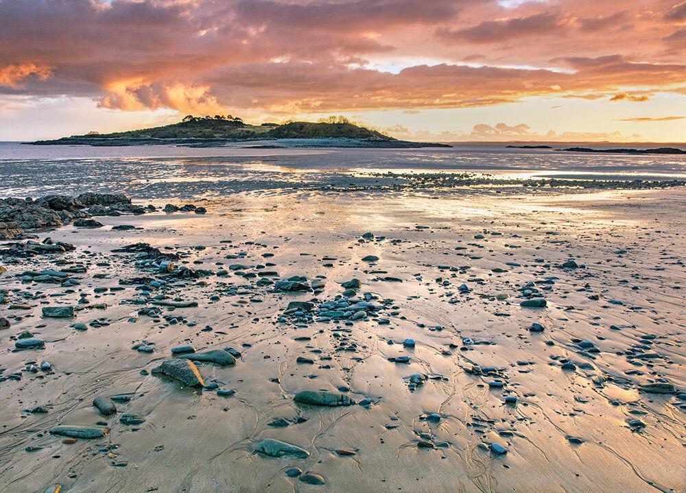 Carrick Shore at Sunset
