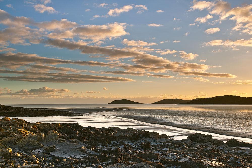 Evening Sunlight Rockcliffe