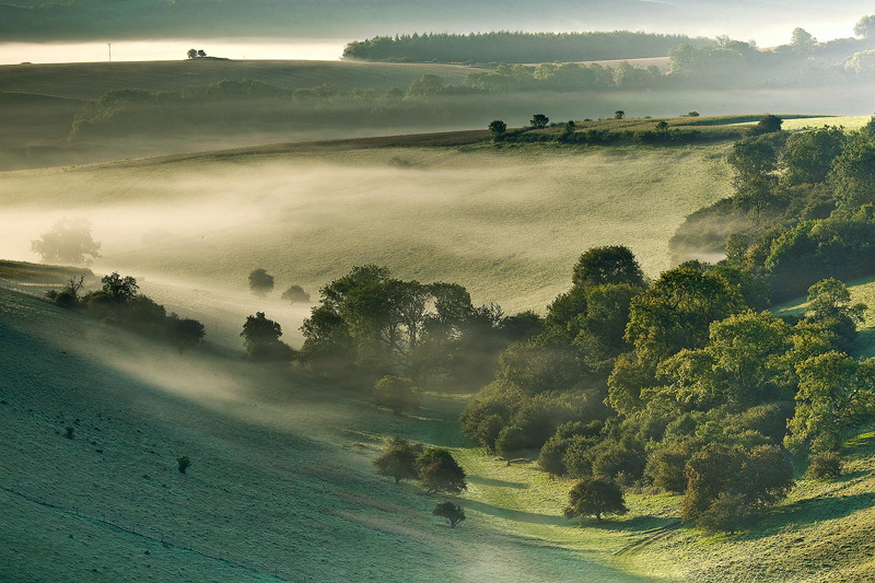 The First Mists of Autumn