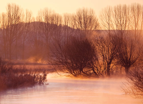 First Light River Wylye