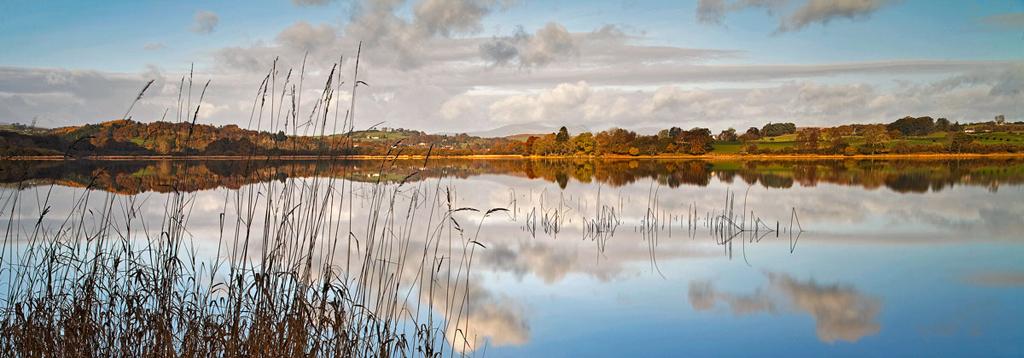 Towards New Galloway, Loch Ken