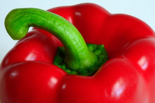Pepper Close Up