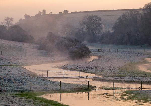 River Ebble Fifield Bavant
