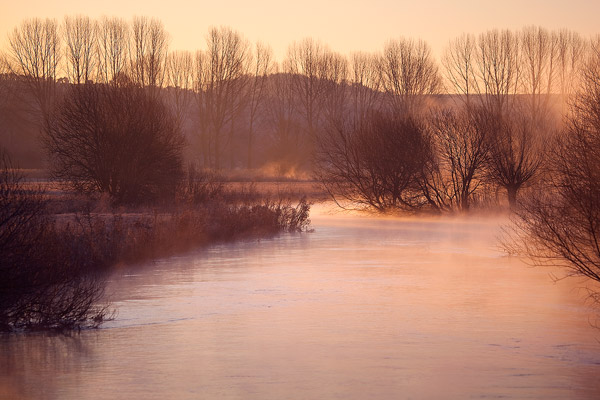 First Light River Wylye