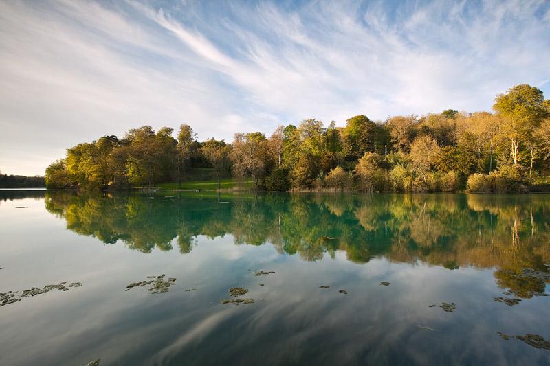 Spring Evening Fonthill Lake