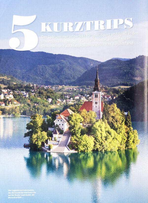 Lonely Planet Travel Magazine - Germany