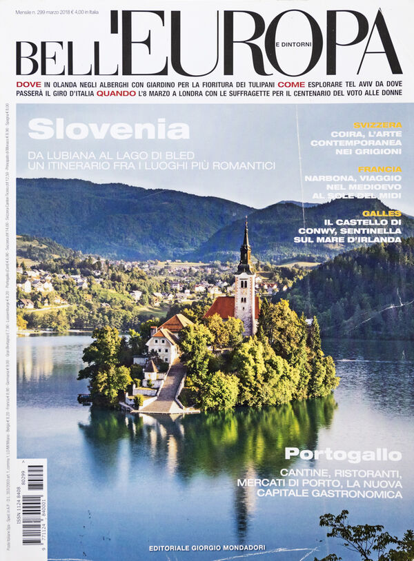 Bell' Europa Magazine - Cairo Editore