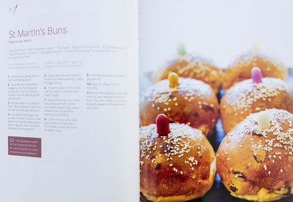 A Sweet Taste of Malta - Book