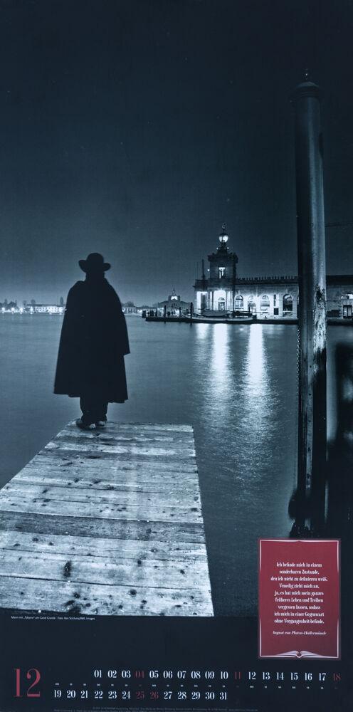 Venice Calendar - Ackermann