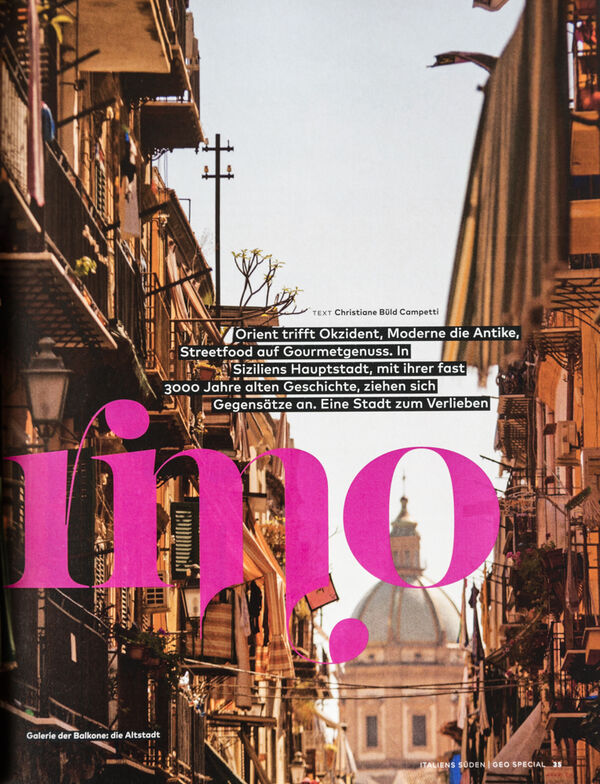 Geo Special - Italien der Suden