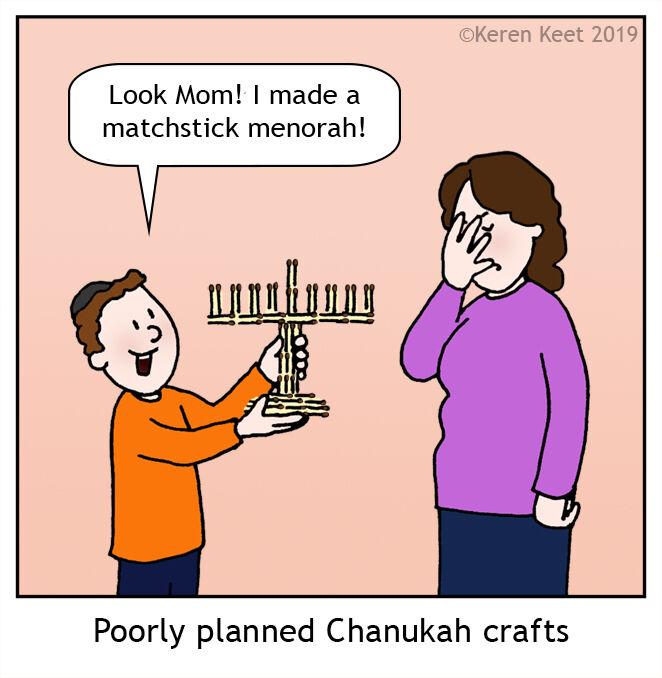 Chanukah Craft