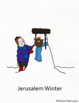 Jerusalem Winter