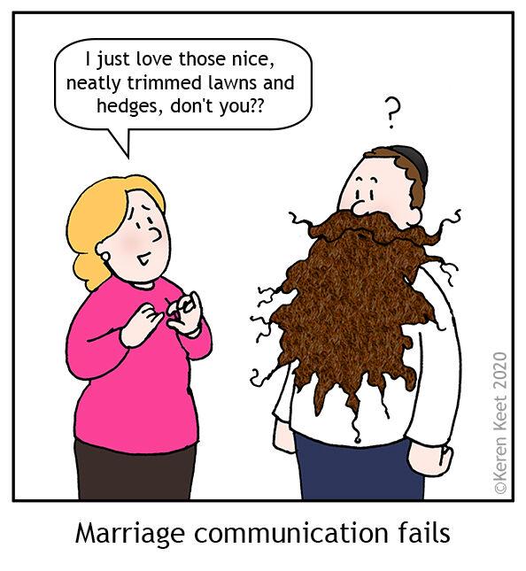 Marriage Communication Fails