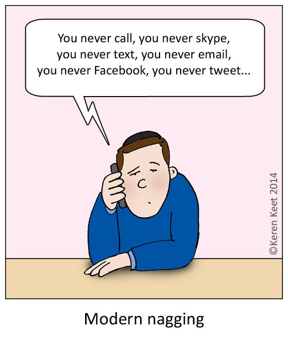 Modern Nagging