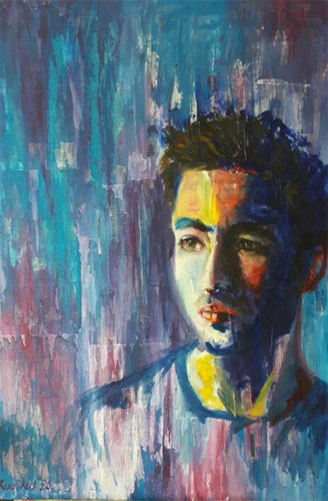 Mordechai Portrait complete
