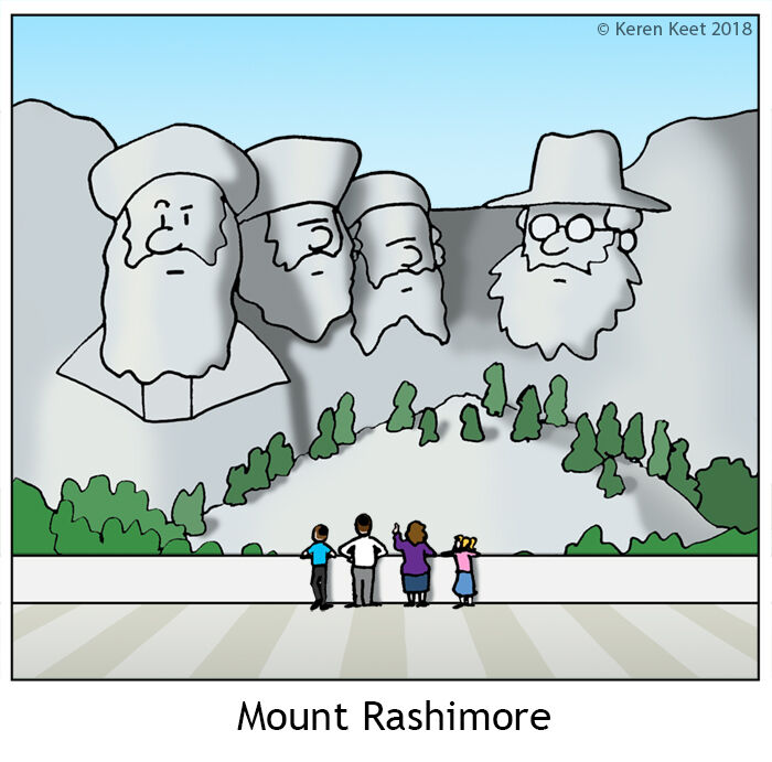 Mount Rashimore