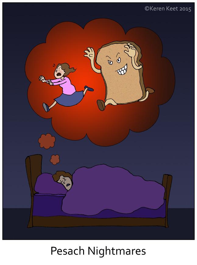 Pesach Nightmares