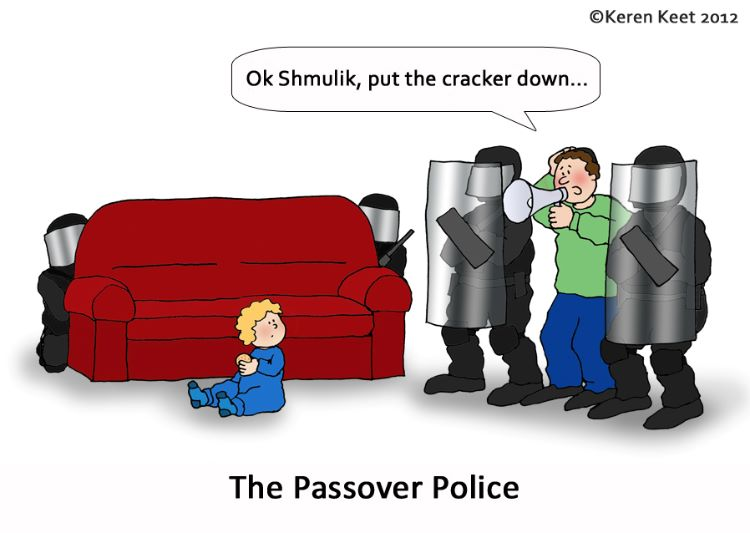 Passover Police