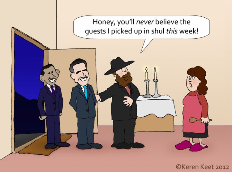 Shabbos Guests