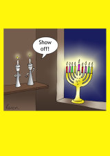 Shabbos v Chanukah