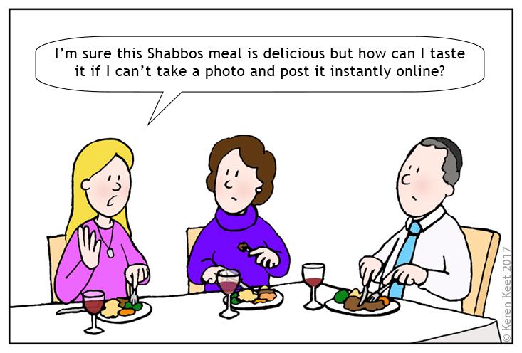 Tasteless Shabbos Food