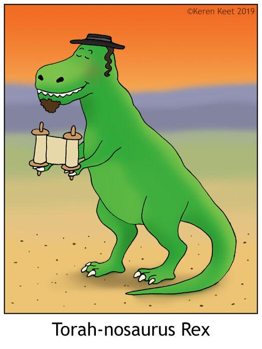 Torahnosaurus Rex