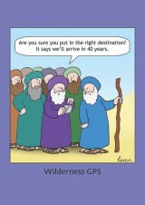 Wilderness GPS