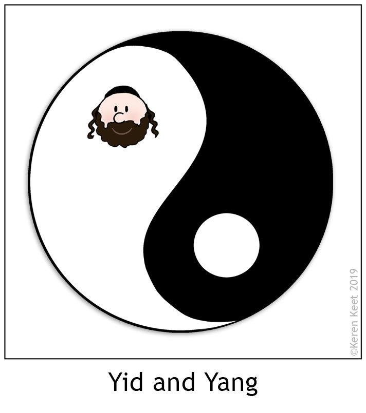 Yid and Yang