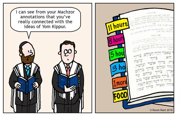 Yom Kippur Annotations
