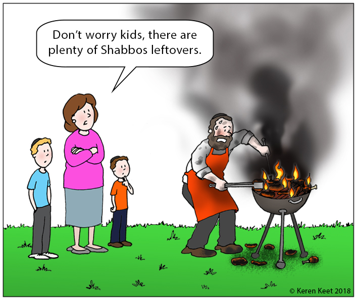 Barbecue Disaster