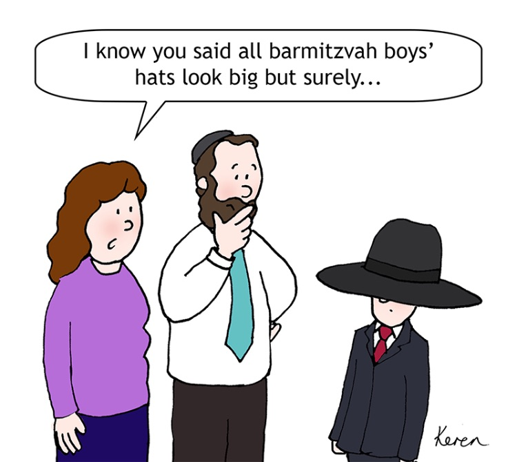 barmitzvah hat