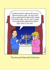 The Annual Chanukah Dilemma