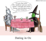 Dating in Oz