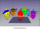 Dreidel Breakdance