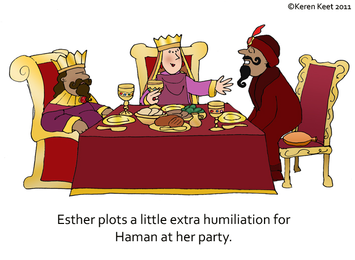 Esther's Party