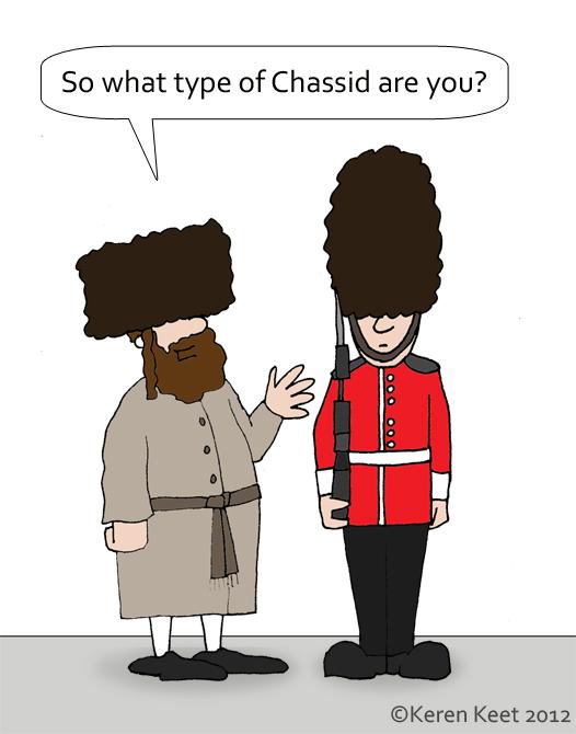 Grenadier Chossid