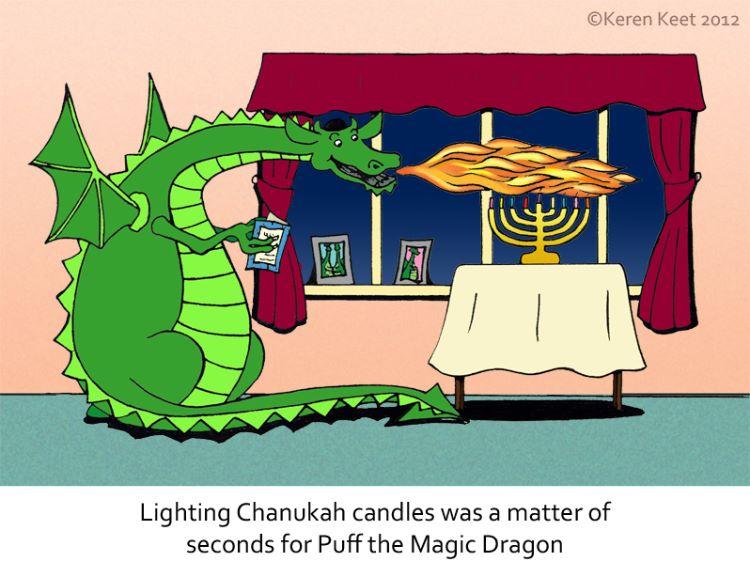 Puff's Chanukah