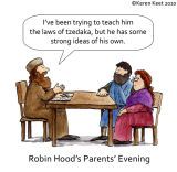 Robin Hood's Parents